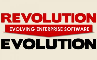 Evolving Enterprise Software From Revolution to Evolution